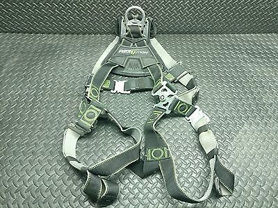 Miller Revolution Fall Harness - Quick Release - by Honeywell Safety