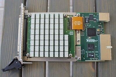 National Instruments NI PXI-2575 196 x 1 Relay Multiplexer