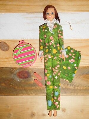 Vintage Barbie friend Casey in COMPLETE Francie Partners in Print ~ EXCELLENT!!!