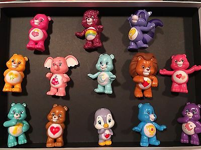 Care Bears & Cousins Blind Bag Figures Series 4 - COMPLETE SET (Opened)