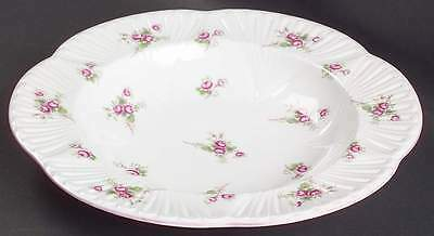 Shelley BRIDAL ROSE (DAINTY SHAPE) Rimmed Soup Bowl 1864289