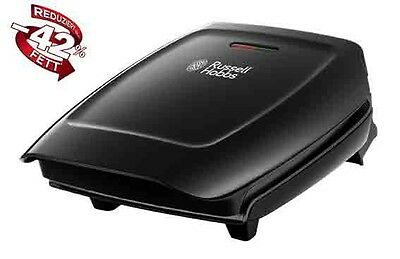 Russell Hobbs Low Fat Tischgrill Sandwichgrill Fitness Elektro Grill Küchengrill