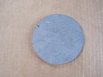 "1/4'' Round Steel Plate, Disc, 2-3/8"" Diameter, Circle"