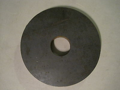 """1.00"""" Steel, Disc, Ring, Custom, Thick Steel, Water Jet Cutting"""