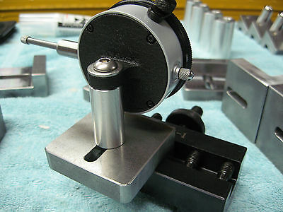 Dial Indicator Holder, Indicator Mount for BXA, AXA tool post's, Indicator Base