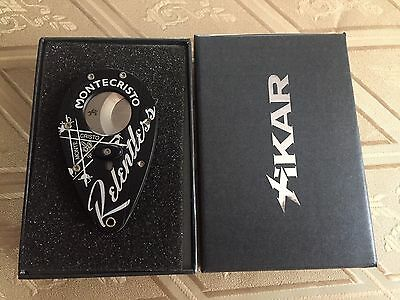 New Xikar Xi1 Montecristo Relentless Cigar Cutter