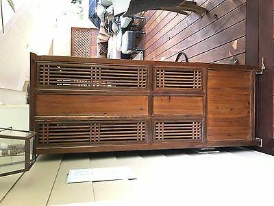 Beautiful Asian styled entertainment or Armoire