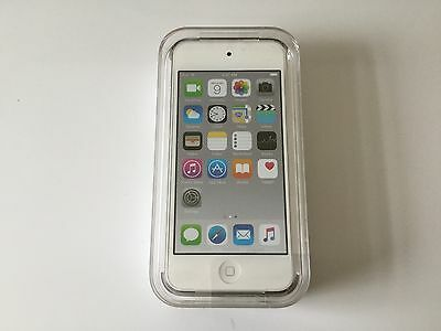 Apple iPod Touch 6th Generation Silver / White 16GB - New & Sealed