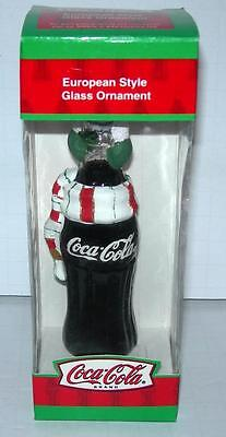 Kurt Adler inch Coca-Cola Truck with Lights Standard  FREE SHIPPING  Brand New