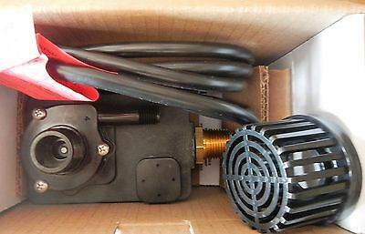 Little Giant 4RK95 PE-1YSA 1/125 HP Parts Washer Pump