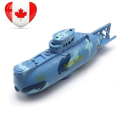 Tipmant Mini RC Electric Toy Remote Control Boat Submarine Ship Waterproof...