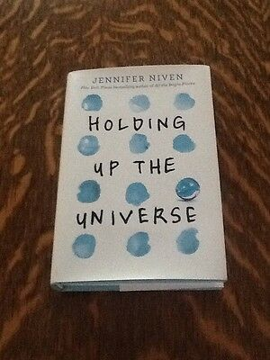 Holding Up the Universe by Jennifer Niven Hardcover Book (English)