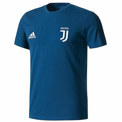 Juventus Training T-shirt 2017/18 (Blue)