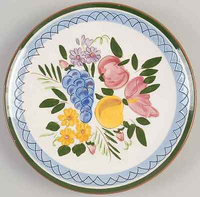 Stangl FRUIT & FLOWERS Salad Plate S696530G2