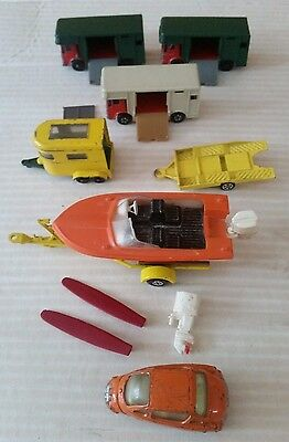 Matchbox, Lesney & Corgi toy vehicle selection Lot 3A