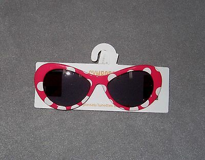 NEW Gymboree Tea Time Afternoon Sunglasses 4T 5T 4 5 6 7 8 10 Girls RV $11