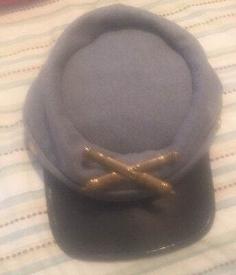 Civil War Hat by Americana Souvenirs Size  Small Grey .