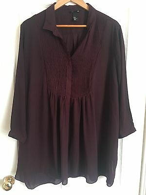 Lovely Maternity Top Size Xl H&m