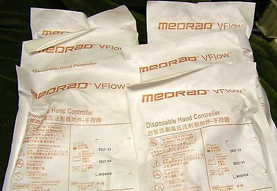 Medrad Vflow Disposable Hand Controller.ref# Vf Hc..set Of 6