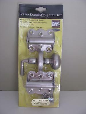 Screen-Tight-Door-Installation-Kit-Storm-Door-Hardware-Satin-Nickel