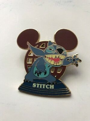 Disney Lilo And Stitch Walt Disney World Globe Pin LE 3500