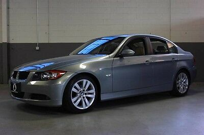 2007 BMW 3-Series Base Sedan 4-Door BEAUTIFUL 2007 BMW 328i, ONLY 20,845 MILES, JUST SERVICED!!!