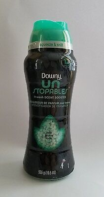 """Downy Unstopables """"Mist"""" In-Wash Scent Booster 19.5 Oz Laundry Mist Scent Boost"""