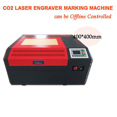 Co2 Laser Engraver USB Offline Control CO2 Engraving Cutting Machine 400*400mm