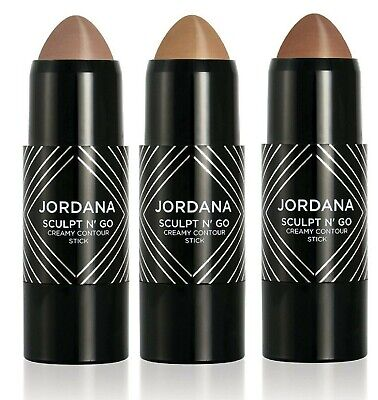 JORDANA - SCULPT N' GO CREAMY CONTOUR STICK - Pick Any Shade.