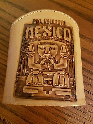 Mexico Leather Liquor Flash