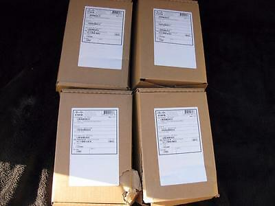 4 New Cisco CP-7916= Unified IP Phone Expansion 7916 Modules