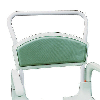 etac Clean Shower Chair Soft Padded Back - Green