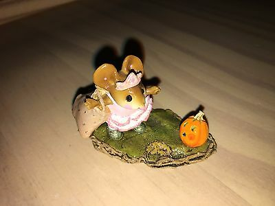 "Wee Forest Folk ""The Halloween Princess"""