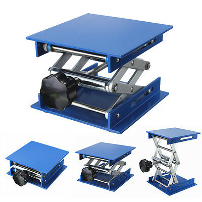 4×4'' Lab-Lift Lifting Platforms Stand Rack Aluminum Router Lifter Tool H4-15cm