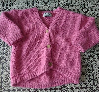 baby girls cardigan 9-12 months from next