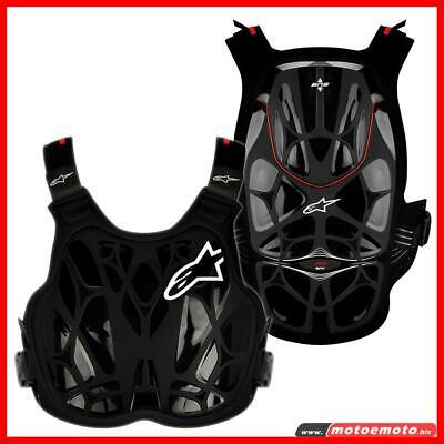 Alpinestars Pettorina Fuoristrada Off Road A-8 Body Light Protector Livello 2
