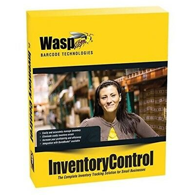 Wasp Inventory Control RF Pro with DT60 (5 User)