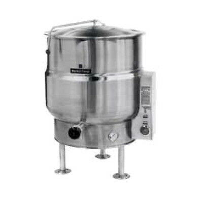 Market Forge F-100LE 100 Gallon Capacity Stationary Electric Kettle