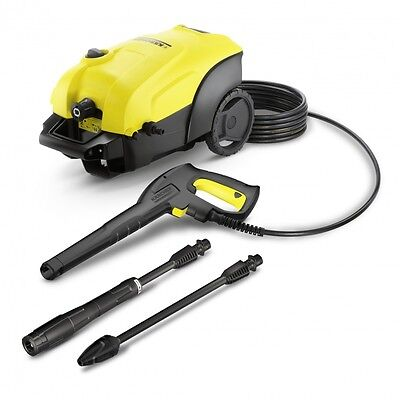 Karcher K4 Compact  Car Cleaning Bundle, Brush,Foam Bottle And Chemical Included