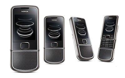 ☆☆☆ Nokia 8800 Carbon Arte ☆ Handy Dummy Attrappe ☆ Not real mobile phone! ☆☆☆