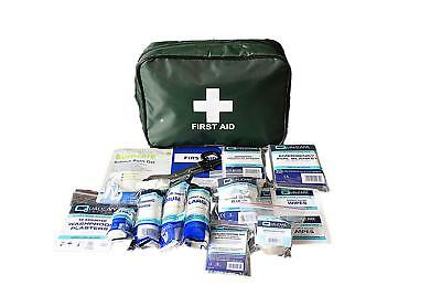 Qualicare BSI Travel First Aid Kit in Carry Bag
