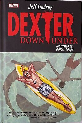 Dexter Down Under by Jeff Lindsay (Hardback, 2014)