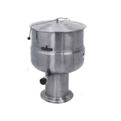 Market Forge F-100PE 100 Gallon Capacity Stationary Electric Kettle