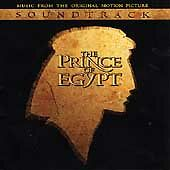 Various Artists : The Prince of Egypt: Original Soundtrack CD (1998) ***NEW***