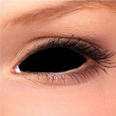 Black Sclera (22 mm) - NEW - great quality