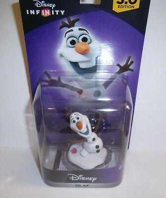 DISNEY INFINITY 3.0 Olaf Figure Character From Frozen SnowMan Sealed Brand New