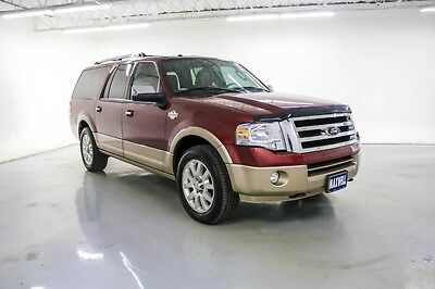 2013 Ford Expedition  2013 Ford King Ranch