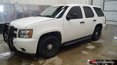 2007 Chevrolet Tahoe  2007 Chevrolet Tahoe, 5.3L V8, Police Conversion, Clear Title, Salvage #324223