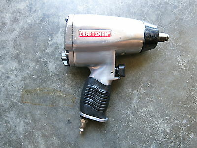 "Craftsman Model 875 1/2"" Air Impact Wrench"