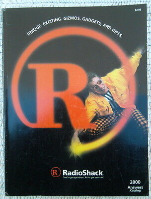 Radio Shack Catalog 2000